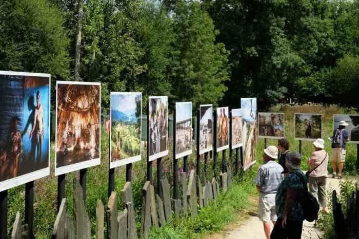 Festival photo la Gacilly ©Etpourtantelletourne.fr