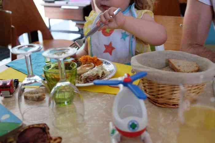 Restaurant baby friendly à Nantes Le P'tit qu'à fait ©Etpourtantelletourne.fr