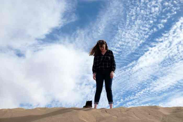 Dune beach Tiznit Maroc ©Etpourtantelletourne.fr