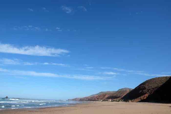 Legzira beach Maroc ©Etpourtantelletourne.fr