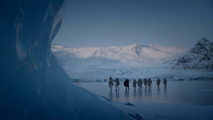 Copie d'écran tirée de la série « Game of Thrones » saison 2, épisode 8 / HBO