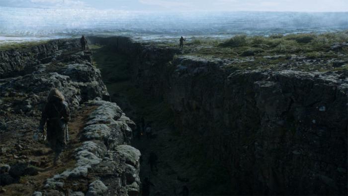 Copie d'écran tirée de la série « Game of Thrones » saison 4, épisode 1 / HBO