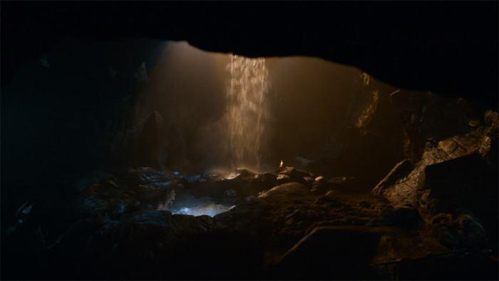 Copie d'écran tirée de la série « Game of Thrones » saison 3, épisode 5 / HBO