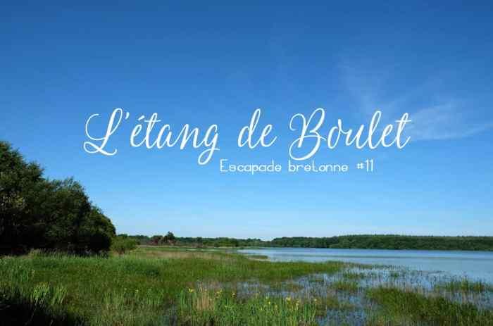Randonnée, pique-nique et plage à l'étang de Boulet ©Etpourtantelletourne.fr