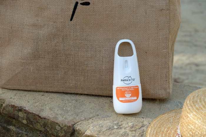 Produit PRA'KITO anti-moustiques et anti-tiques