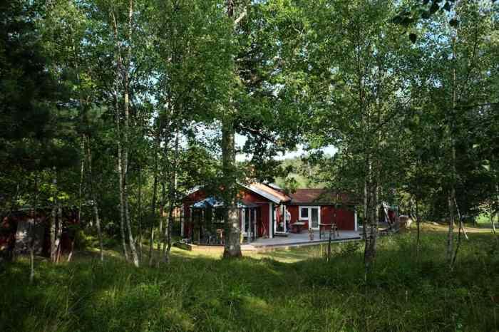 Maison airbnb pour un séjour en famille en Suède // ©etpourtantelletourne.fr