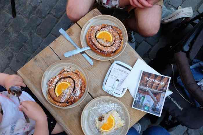 Où manger des roulés à la cannelle dans Stockholm ? // ©etpourtantelletourne.fr