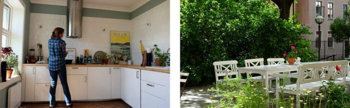 Appartement Airbnb à Oslo ©Etpourtantelletourne.fr