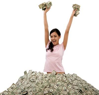 Get Money $60 miracle money maker $60 Dollar Miracle Money Maker wq money woman