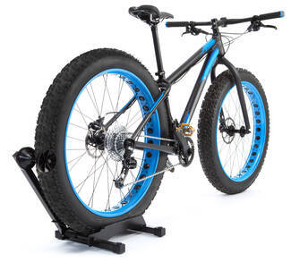 sports rakk xl bike floor stand black