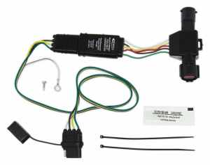 Custom Fit Vehicle Wiring for 1998 Ford Ranger  Hopkins 40215