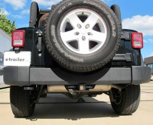Trailer Wiring Harness 2004 Jeep Wrangler: Jeep wrangler trailer tow plete wiring way Cd