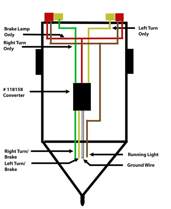 4 wire trailer plug diagram 4 image wiring diagram trailer light wiring diagram 4 wire the wiring on 4 wire trailer plug diagram