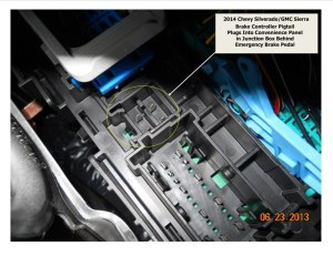 Installing Brake Controller in 2014 Chevy Silverado