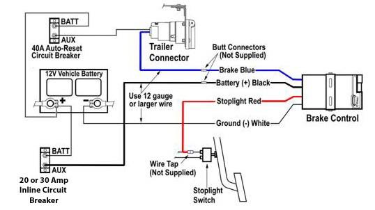 tekonsha prodigy p3 wiring diagram toyota hiace wiring