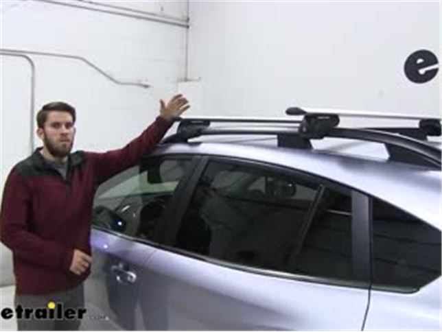 malone airflow2 universal roof rack installation 2019 subaru crosstrek