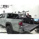 truck bed bike racks etrailer com