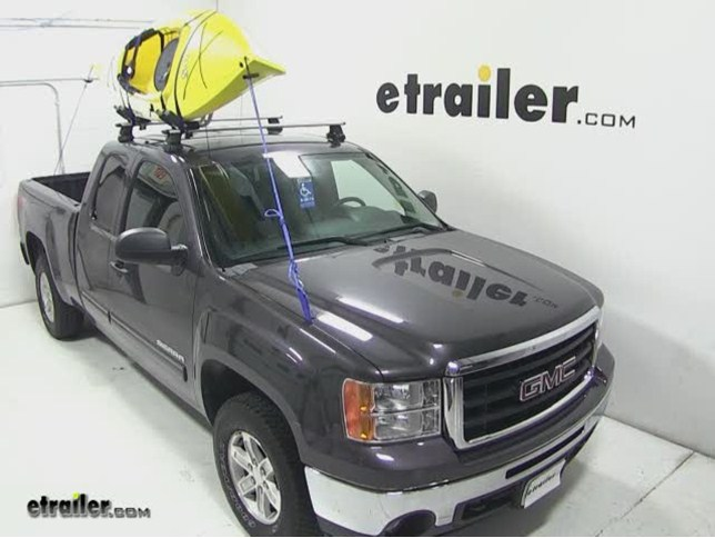 thule hull a port kayak carrier review 2011 gmc sierra