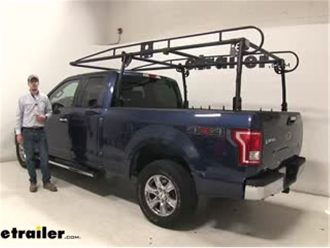 buyers products ladder racks review 2016 ford f 150