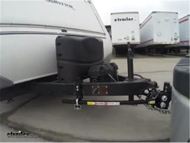 Distribution Hitch Dual Cam Weight