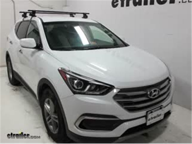 2005 Hyundai Tucson Roof Rack Cross Bars Por 2017
