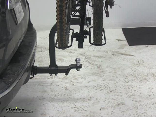 casita front mounted bike rack