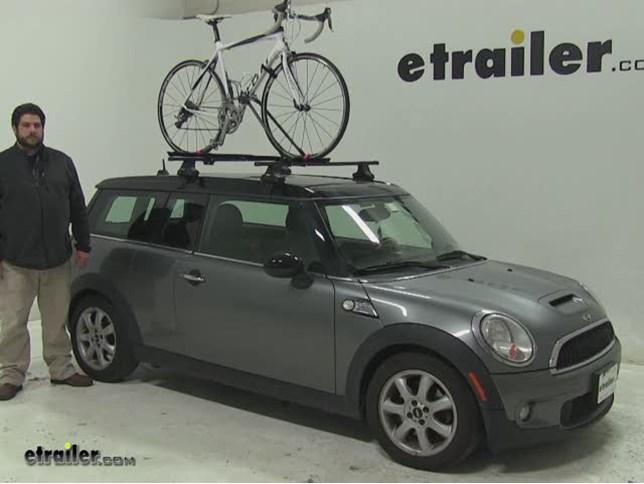 mini clubman bike rack online shopping