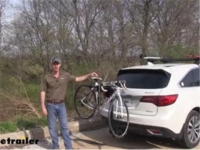 juno fleming acura mdx hitch bike rack