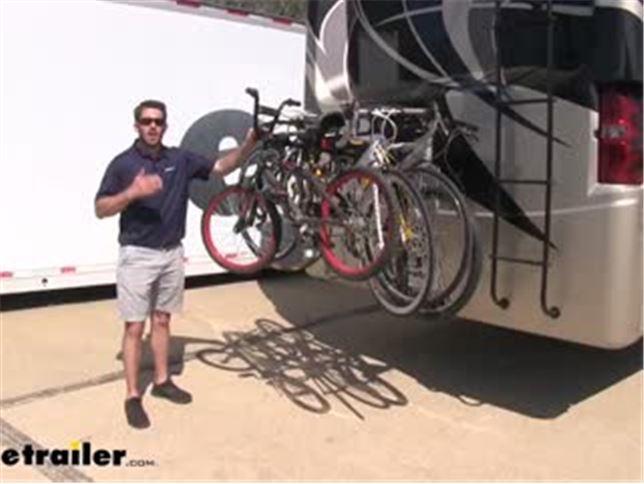 thule range 4 bike rack review