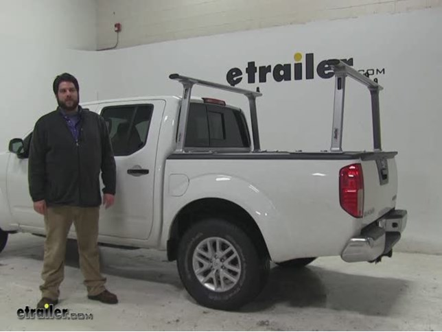 tracrac tracone ladder racks review 2016 nissan frontier