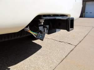 2007 Chrysler Aspen Custom Fit Vehicle Wiring  Tekonsha