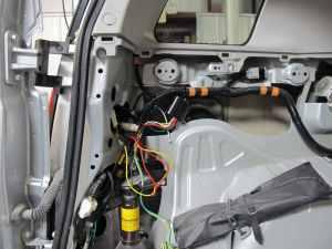 2008 Toyota FJ Cruiser Custom Fit Vehicle Wiring  Tekonsha