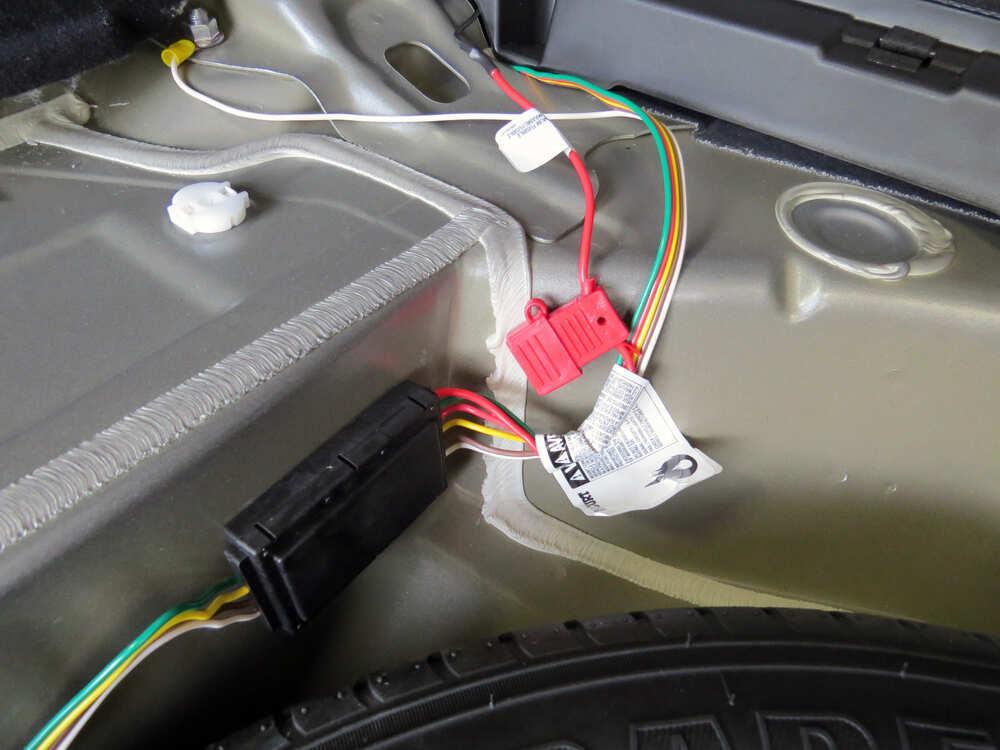 Subaru Outback Wagon Custom Fit Vehicle Wiring