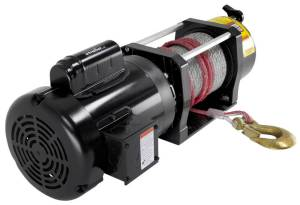 Superwinch AC3000 AC Powered Winch  Wire Rope  3,000 lbs