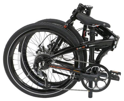 Dahon IOS D9 Folding Bike - 9 Speed - Aluminum Frame - 24 ...