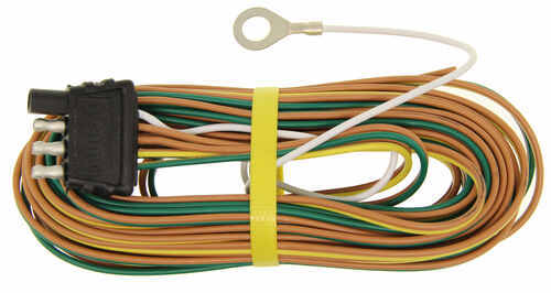 20 Ft 4 Way Trailer Wiring Harness