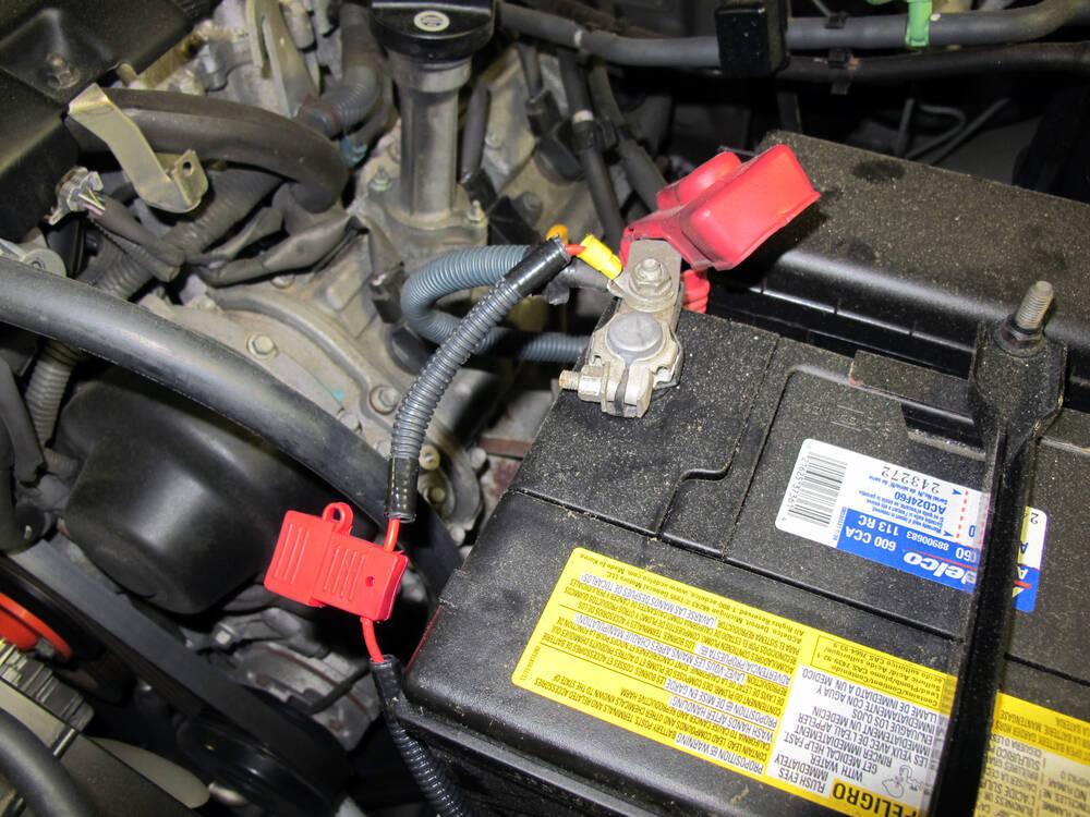 Toyota Tundra Custom Fit Vehicle Wiring
