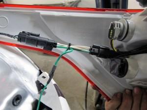2014 Ford Escape Custom Fit Vehicle Wiring  Curt