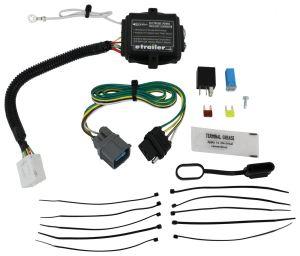 2011 Honda Pilot Hopkins PlugIn Simple Wiring Harness for