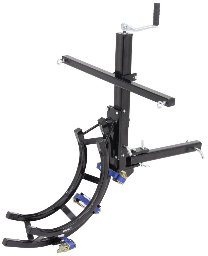 Receiver Hitch Motorcycle Carrier