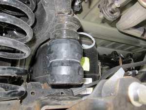 Timbren Rear Suspension Enhancement System Timbren Vehicle Suspension TDR1500DQ