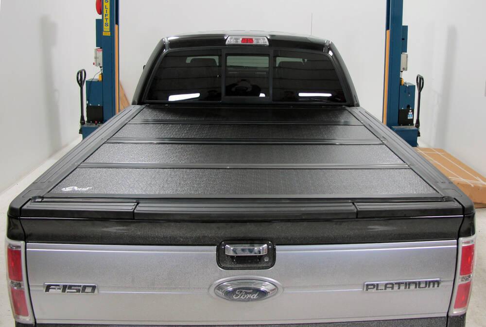 2011 Ford F 150 Bakflip Fibermax Hard Tonneau Cover