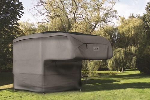 Camco Ultraguard Slide In Camper Cover 18 Long Camco Rv