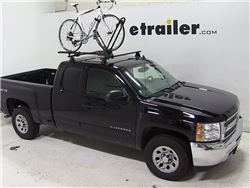 bike rack for a fifth wheel