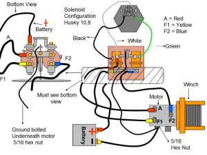 Wiring Diagram or Husky Superwinch | etrailer