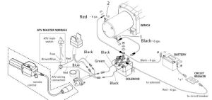 Wiring Diagram for Superwinch LT3000ATV | etrailer