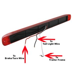 Can 3 Function LED Light STL79RB Be Used for Stop, Turn