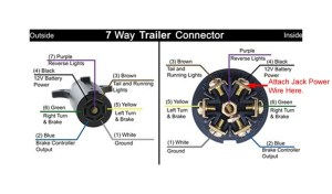 How to Wire the Bulldog PoweredDrive Trailer Jack # BD500185 on a Trailer with No Battery