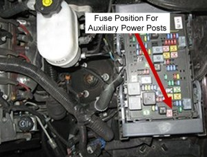How to Get 12 Volt Power For Installation of a Prodigy Brake Controller on a 2011 GMC Yukon