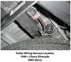 Wiring Third Brake and Dome Lights in Truck Bed Cap on a 2008 Silverado Crew Cab | etrailer